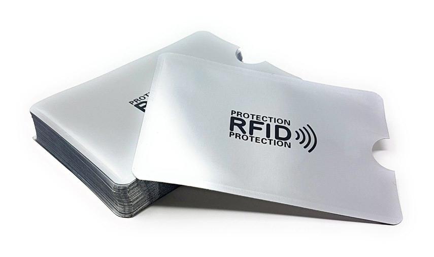 Бесконтактные карты RFID